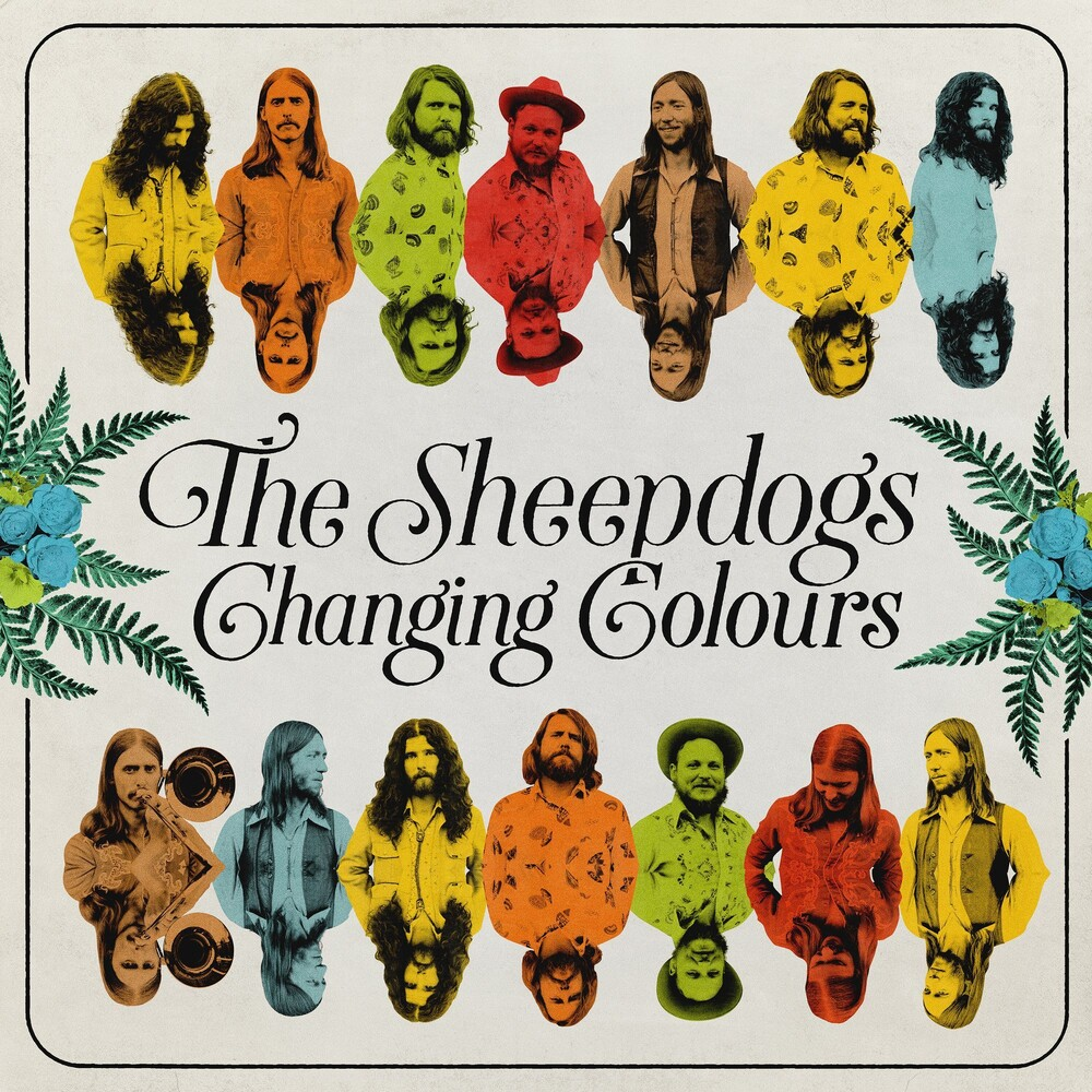 The Sheepdogs - Changing Colours [LP]