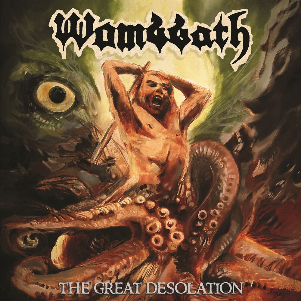 Wombbath - Great Desolation