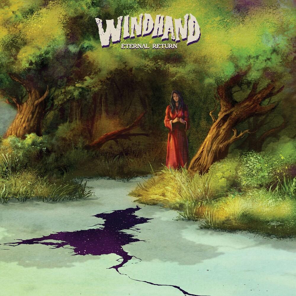 Windhand - Eternal Return [Indie Exclusive Limited Edition Swamp Green LP]