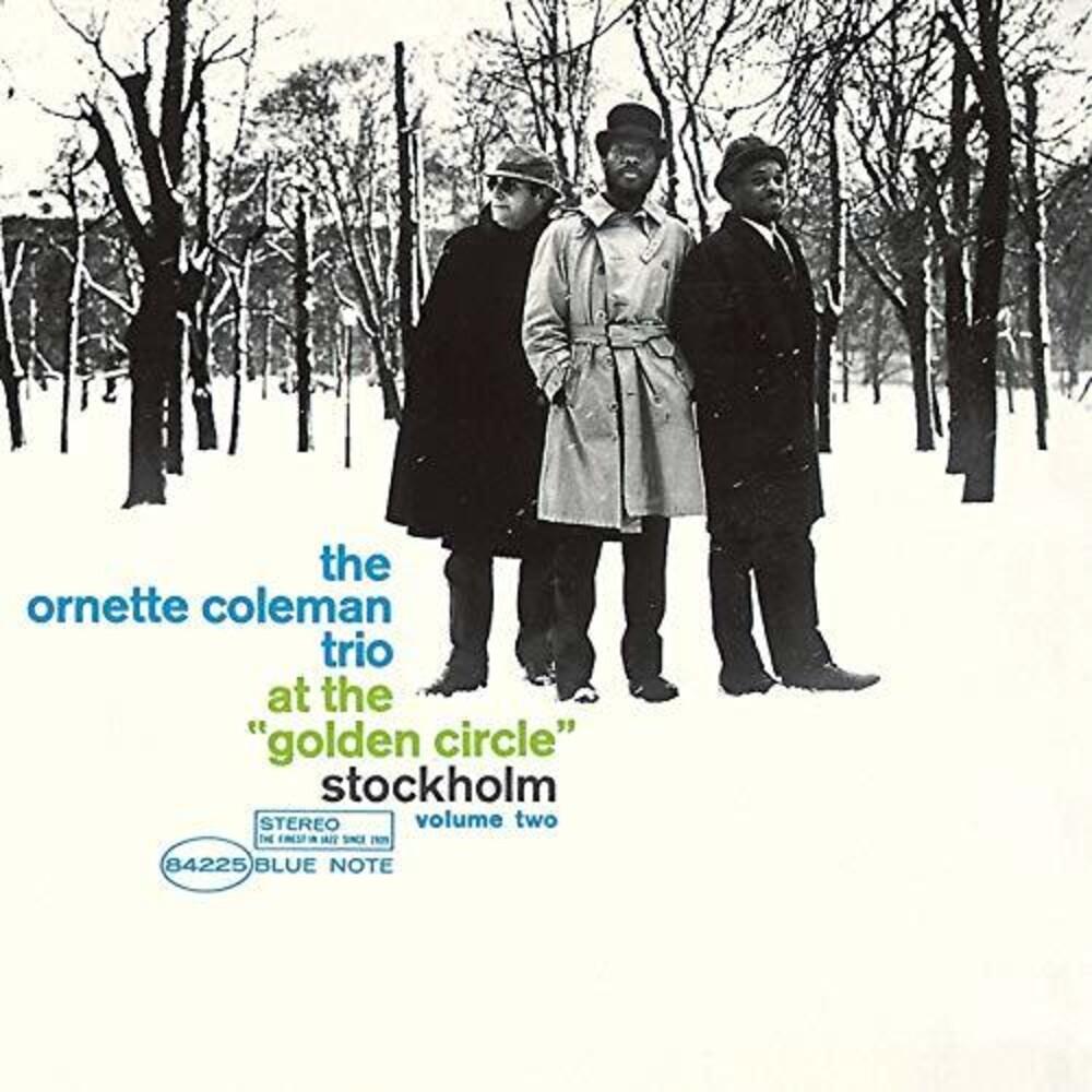 Ornette Coleman - At The Golden Circle Vol 2 (Bonus Tracks) [Limited Edition]