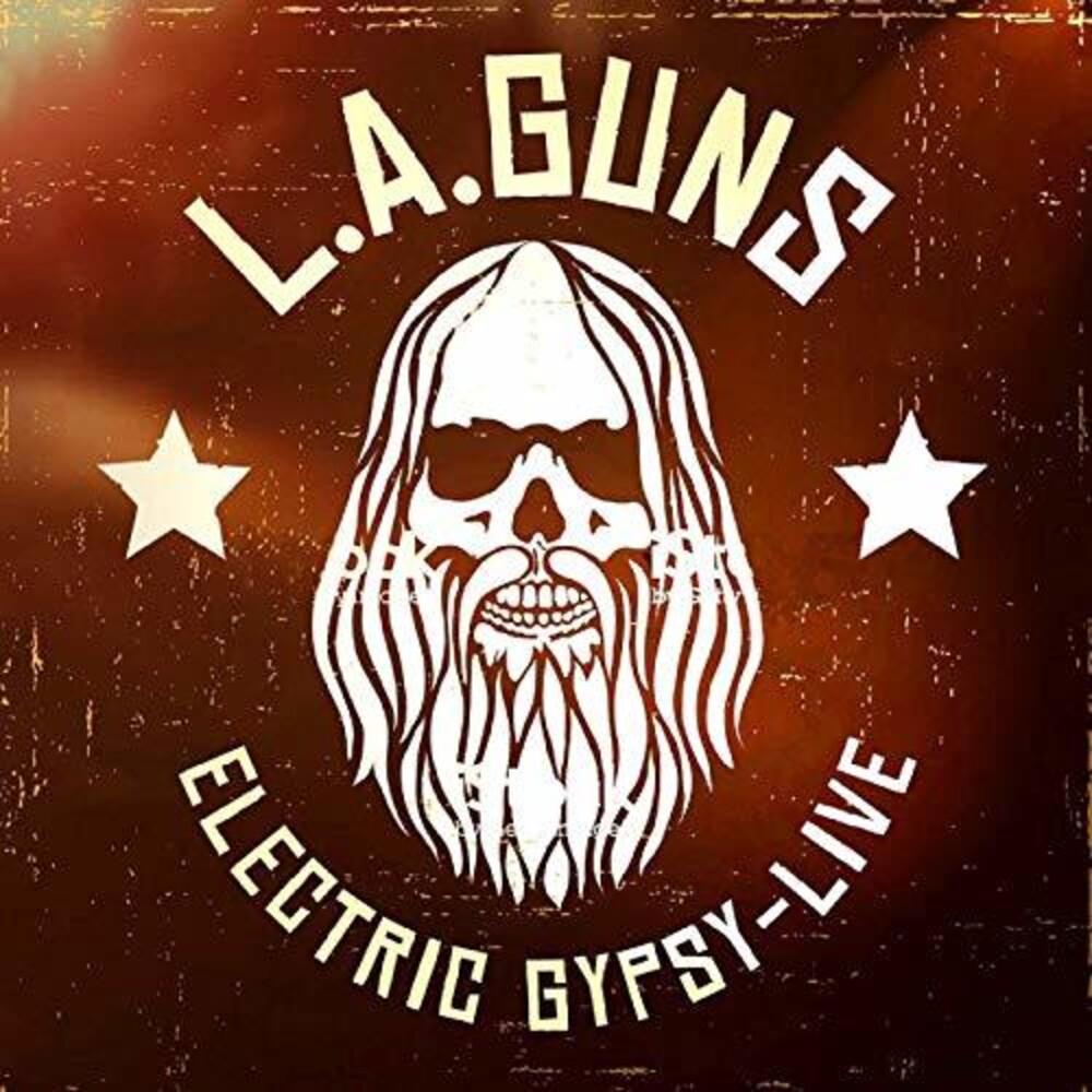 L.A. Guns - Electric Gypsy (W/Dvd)