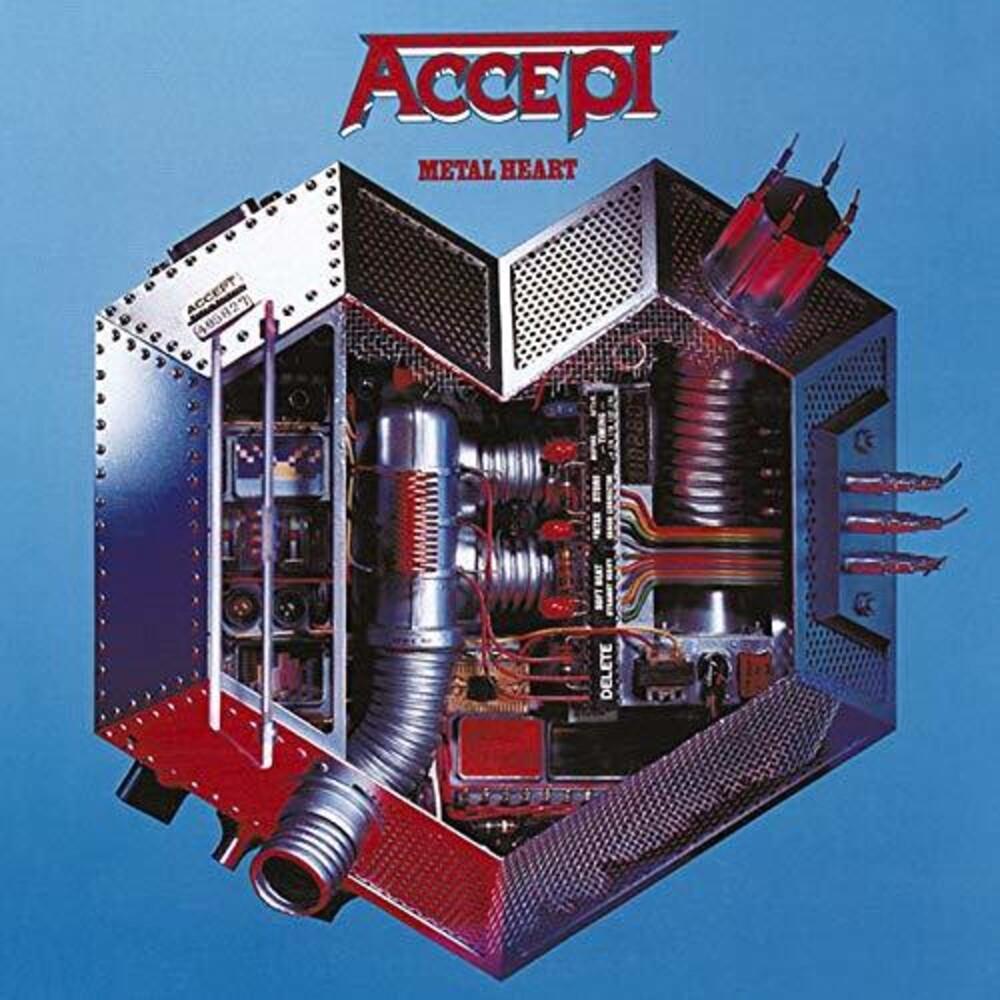 Accept - Metal Heart [Limited Edition] [Reissue] (Jpn)
