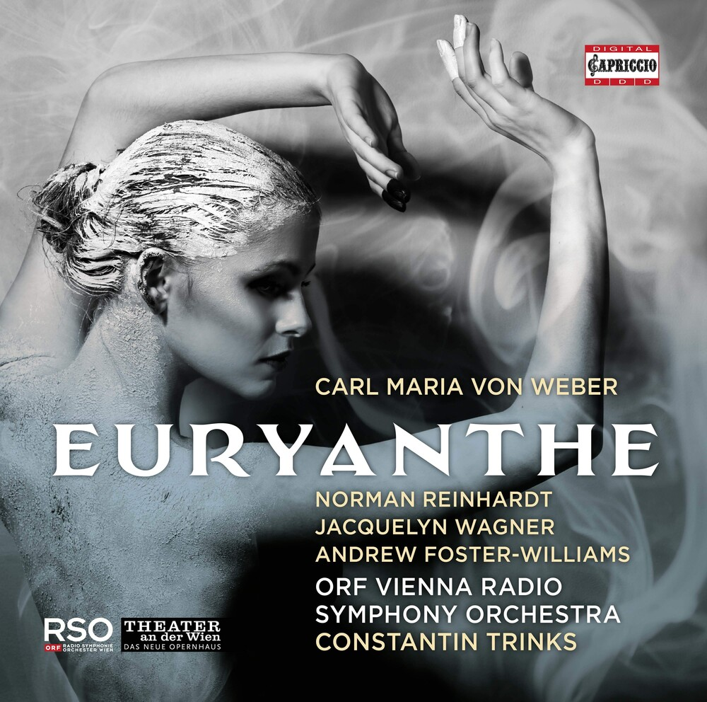 Norman Reinhardt - Euryanthe (2pk)