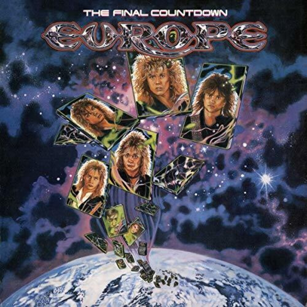 Europe - Final Countdown (Bonus Tracks) [Deluxe] [With Booklet] (Coll)