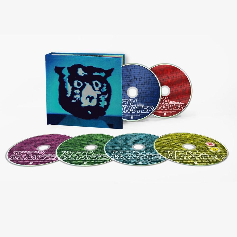 R.E.M. - Monster: 25th Anniversary Edition [5CD/Blu-ray]