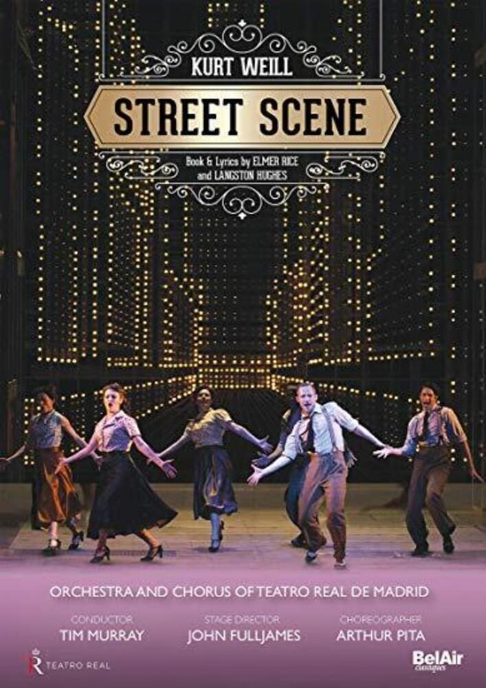 Weill - Kurt Weill's Street Scene