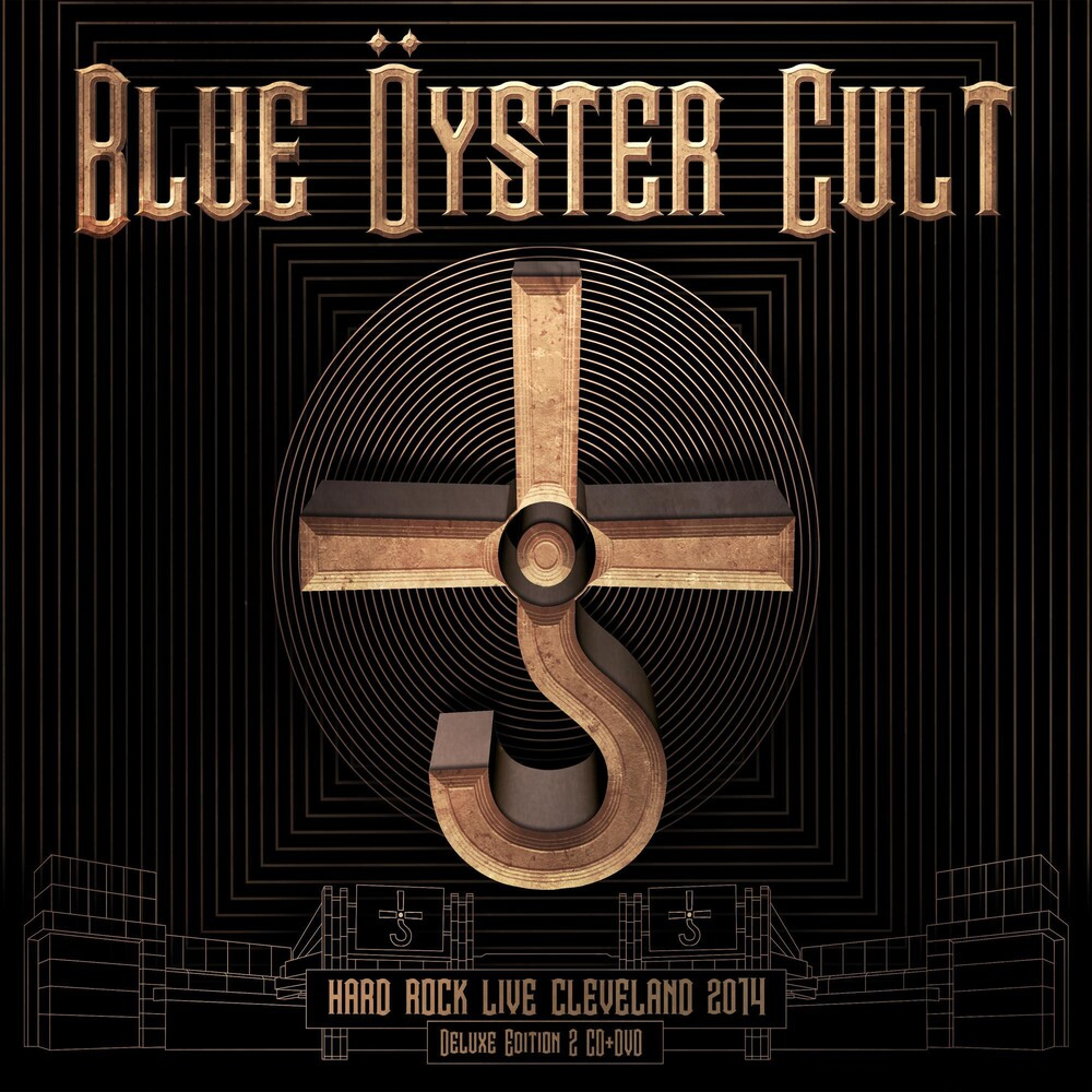 Blue Oyster Cult - Hard Rock Live Cleveland 2014