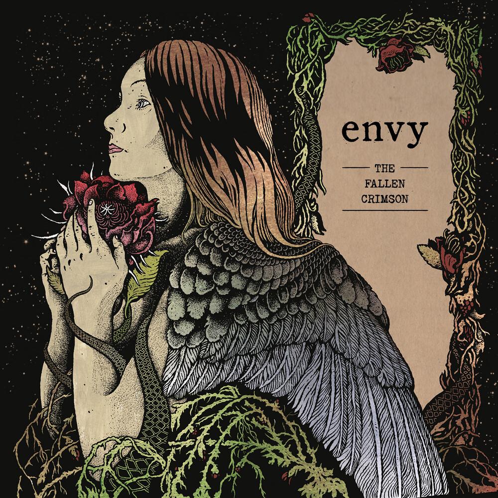Envy - Fallen Crimson (Indie Exclusive) (Color Vinyl)
