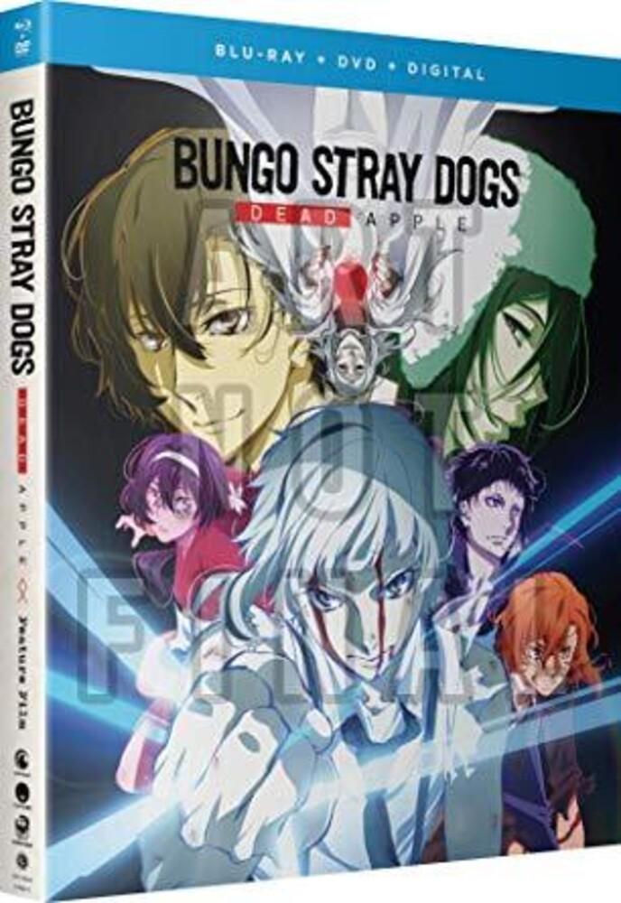 Bungo Stray Dogs: Dead Apple - Bungo Stray Dogs: Dead Apple (2pc) (W/Dvd) / (2pk)