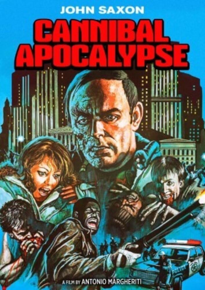 - Cannibal Apocalypse (aka Invasion of the Flesh Hunters)