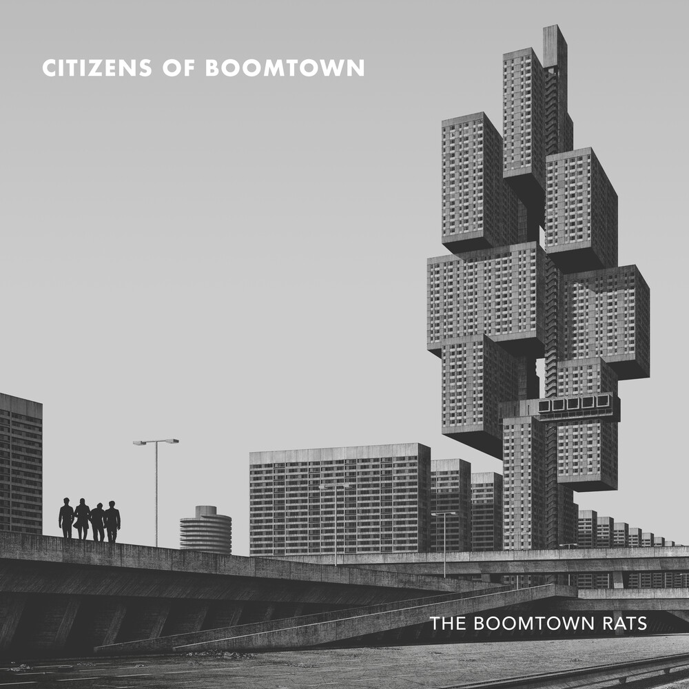 The Boomtown Rats - Citizens Of Boomtown [LP]