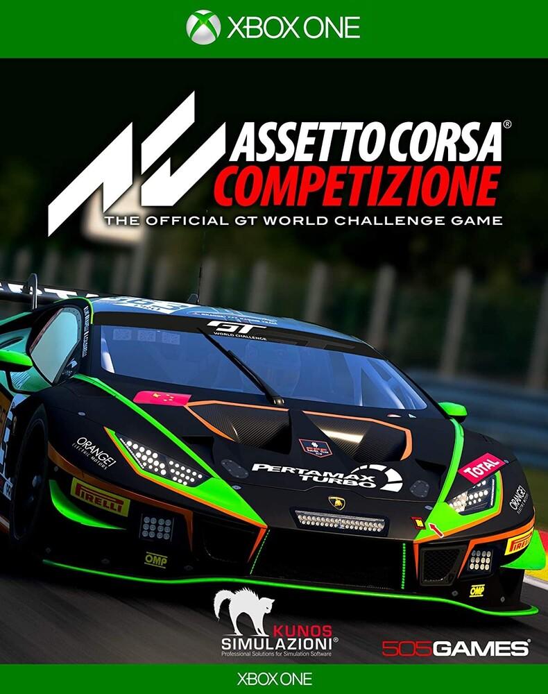 - Assetto Corsa Competizione