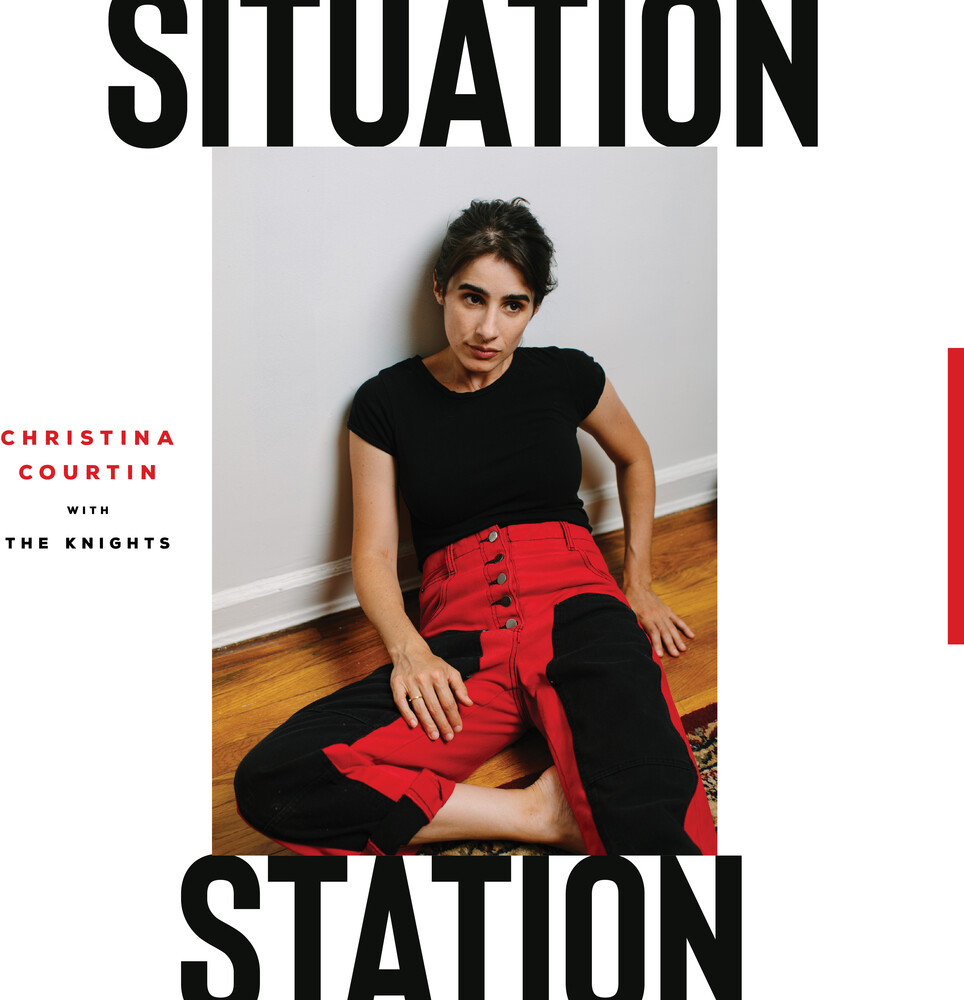 Christina Courtin - Situation Station