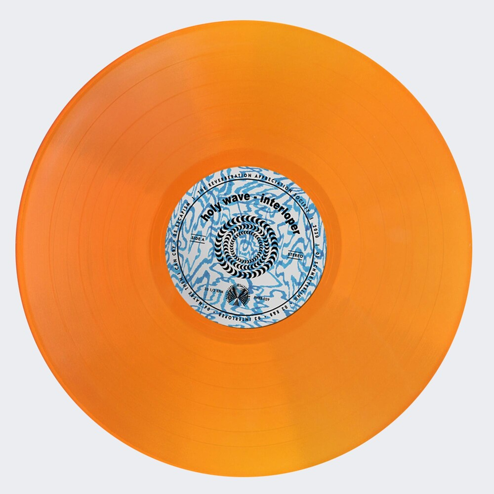 Holy Wave - Interloper [Indie Exclusive Limited Edition Tangerine LP]