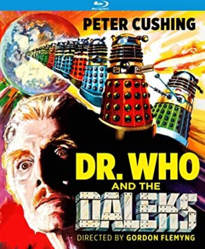 - Dr Who And The Daleks
