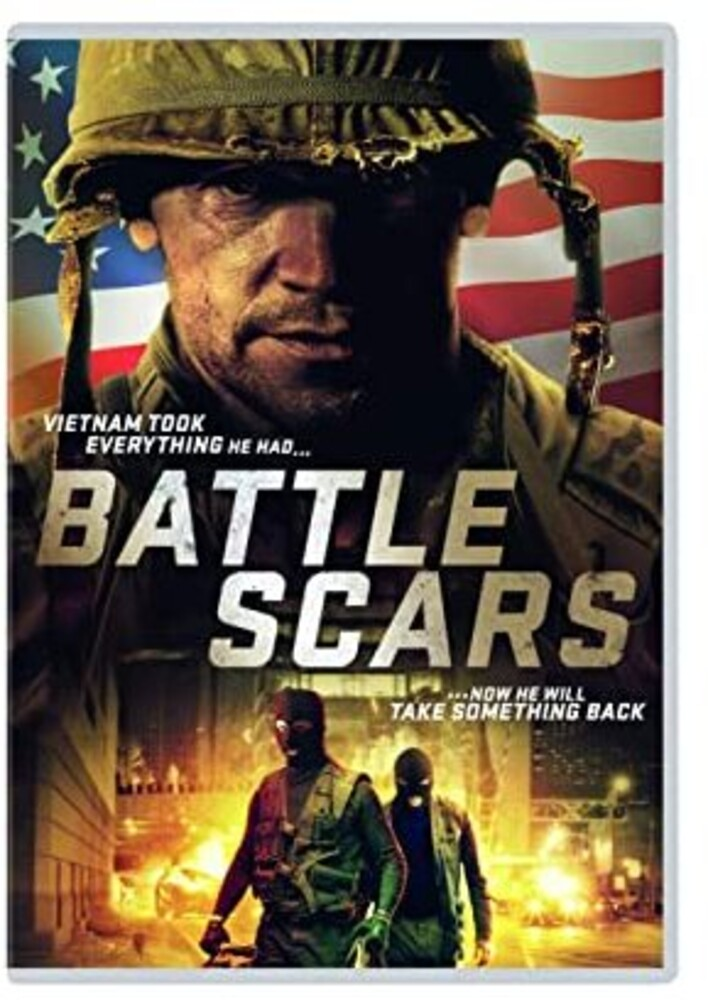 Battle Scars DVD - Battle Scars / (Ws)