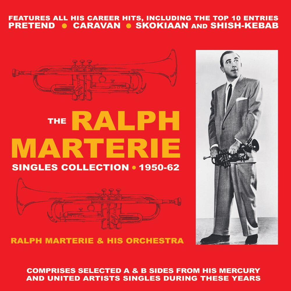 Ralph Marterie - Singles Collection 1950-62