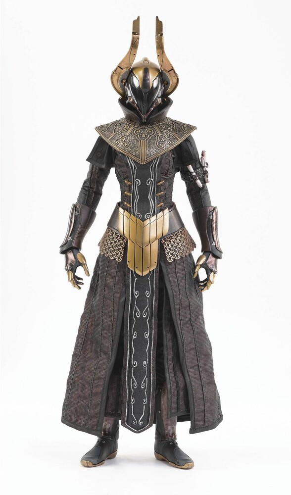 THREEZERO - THREEZERO - Destiny 2 Warlock Philomath Golden Trace 1/6 Scale Figure (Net)