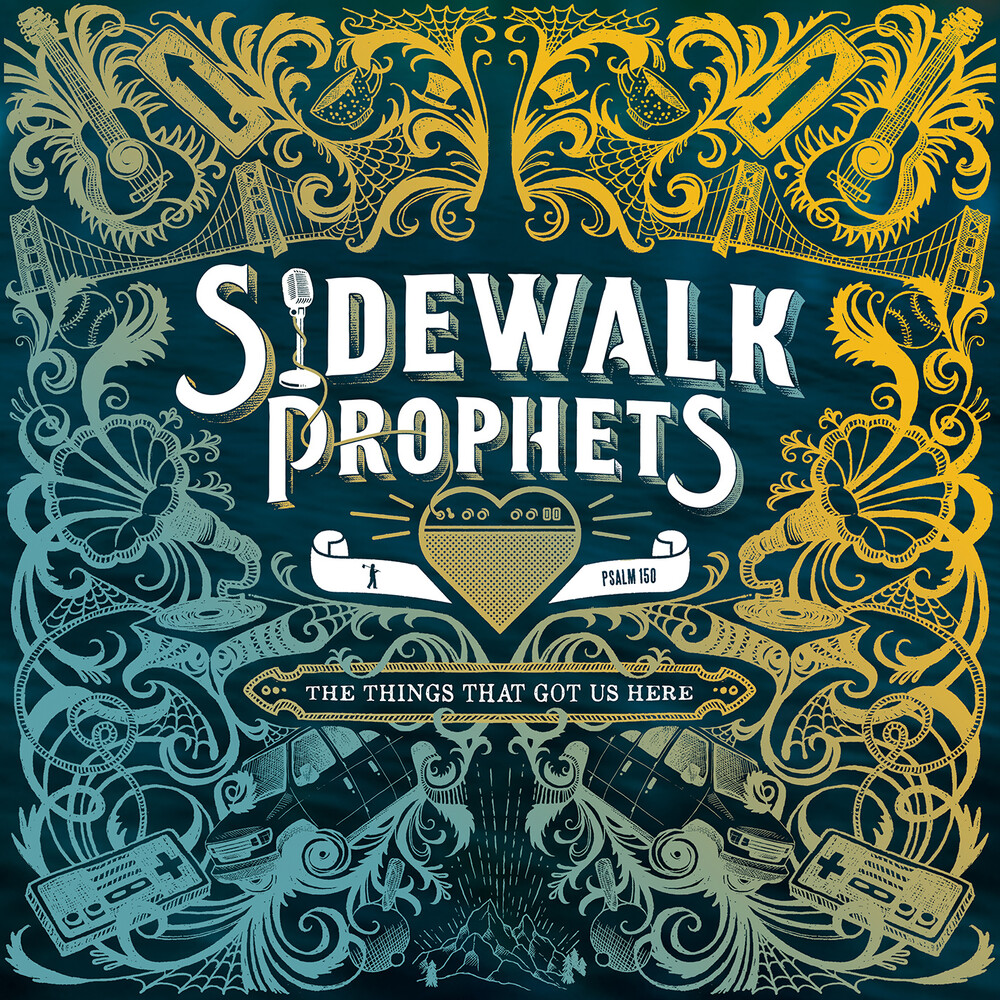 Sidewalk Prophets - The Things That Got Us Here [LP]