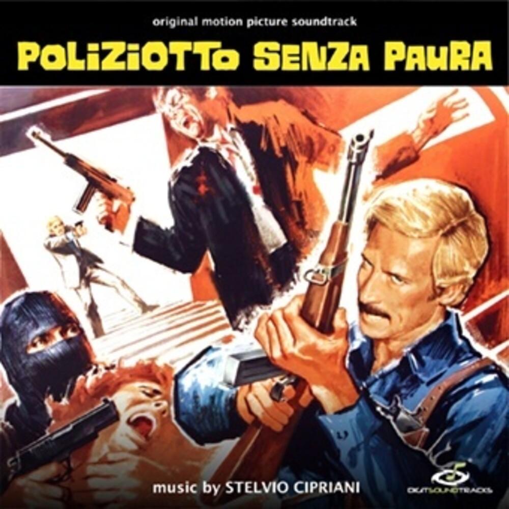 Stelvio Cipriani - Poliziotto Senza Paura - O.S.T.