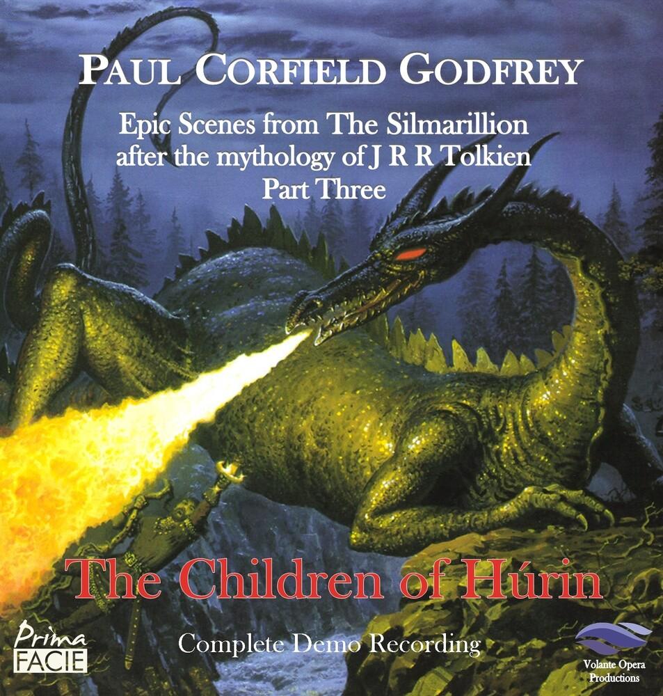 Paul Godfrey Corfield - Children Of Hurin