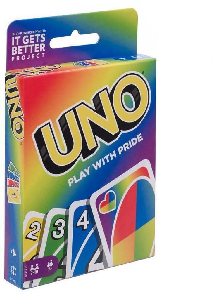 - Mattel Games - UNO: Pride
