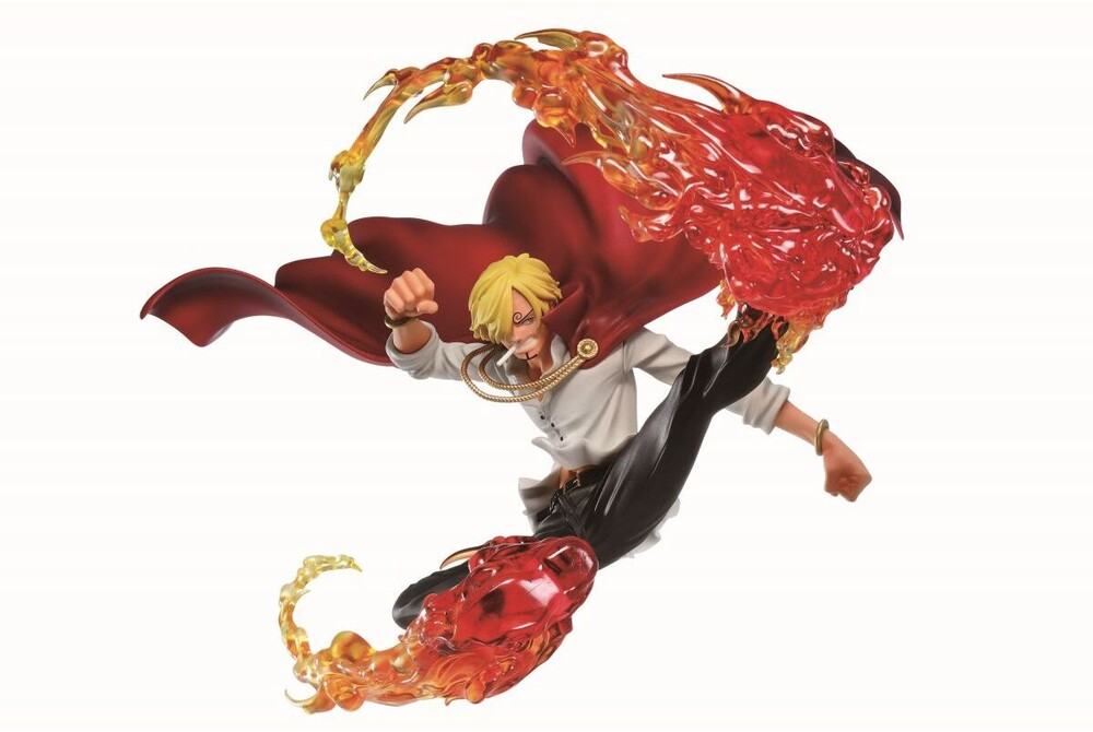 - One Piece: Sanji (Treasure Cruise) - Bandai Ichiban Figure