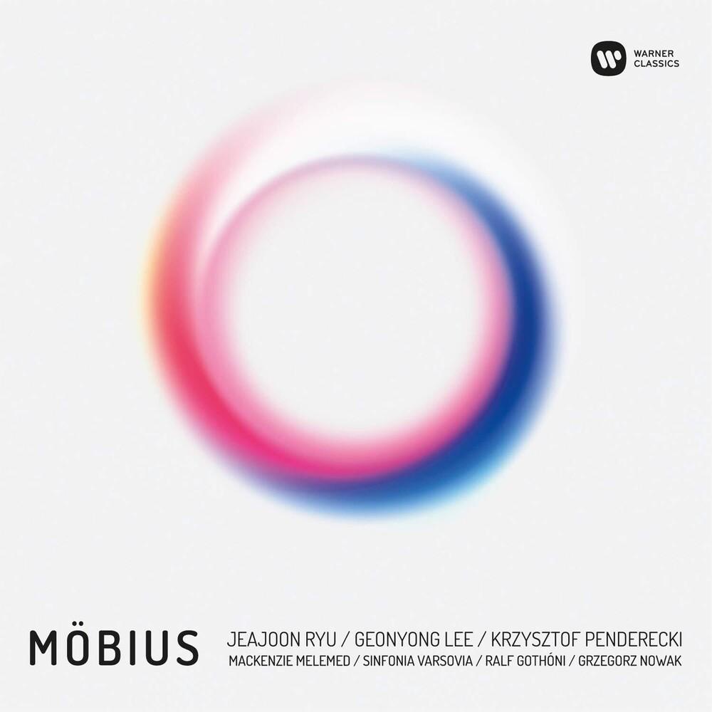 Lee Ryu / Penderecki - Mobius [Digipak]