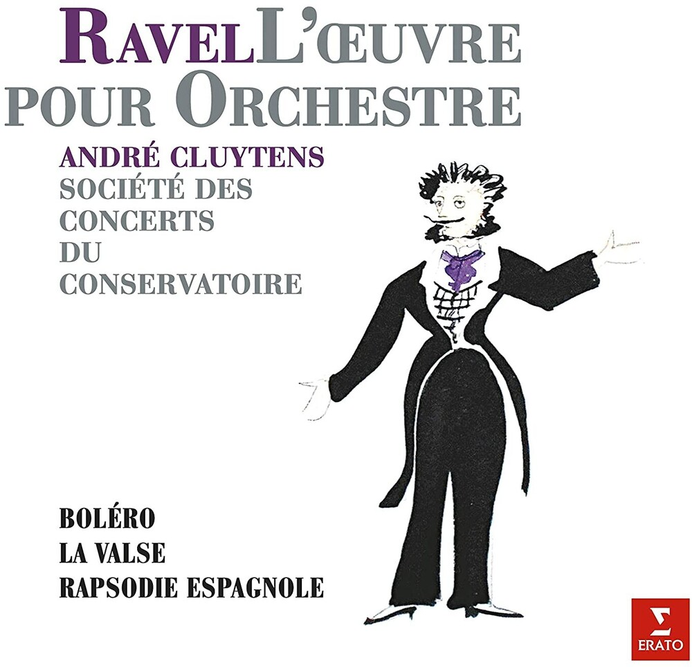 Andre Cluytens - Ravel: Orchestral Works