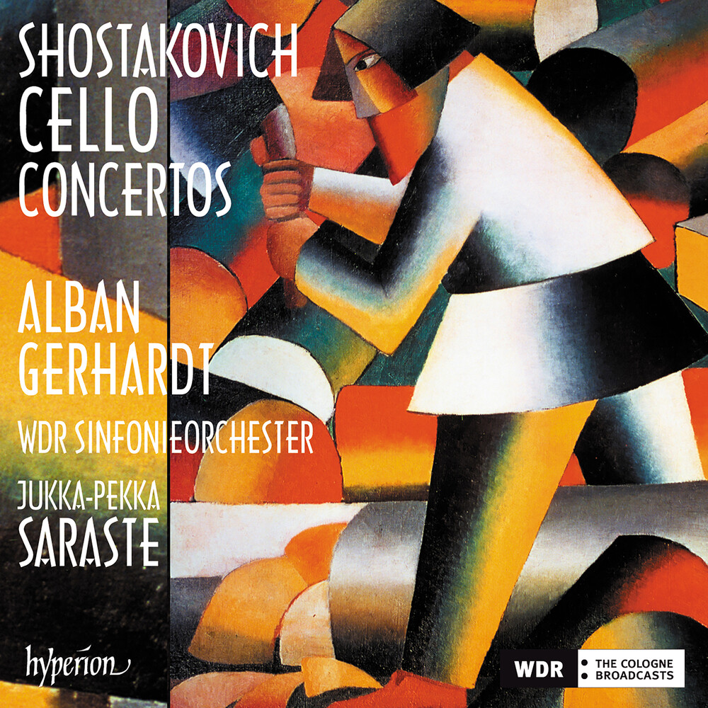 Alban Gerhardt - Shostakovich: Cello Concertos