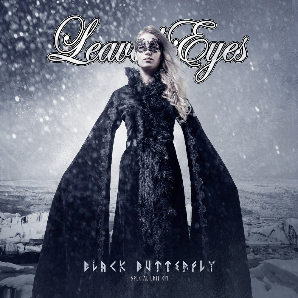 Leaves Eyes - Black Butterfly - Special Edition