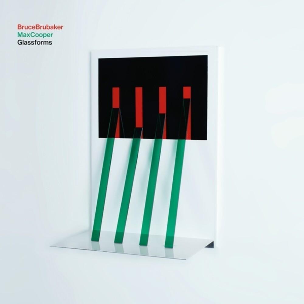 Bruce Brubaker / Cooper,Max - Glassforms (Aus)