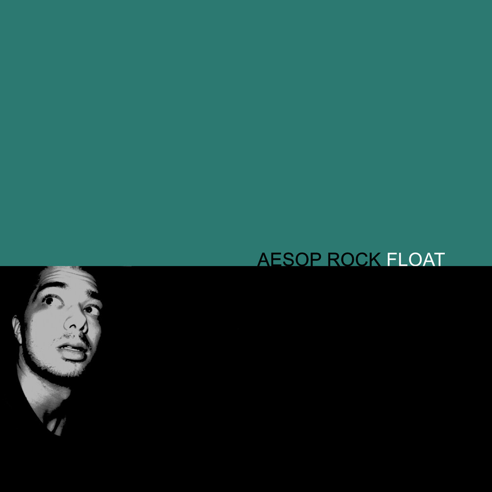 Aesop Rock - Float [Custom Green 2LP]