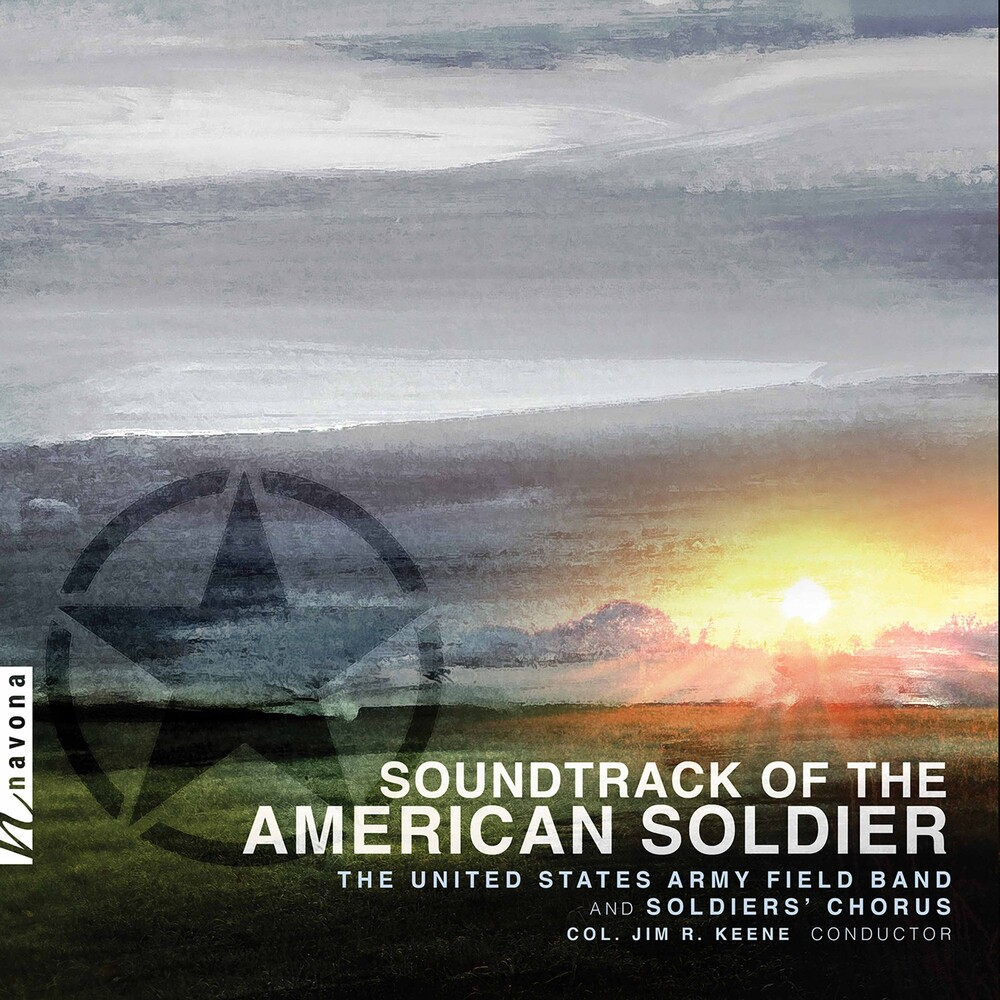 United States Army Field Band - American Soldier / O.S.T. (2pc) (W/Cd) / (2pk)