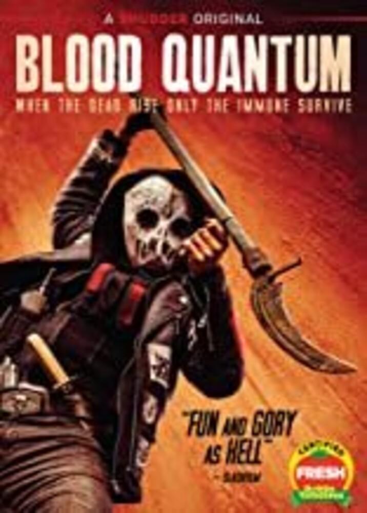 Blood Quantum/DVD - Blood Quantum