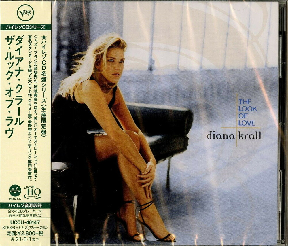 Diana Krall - Look Of Love [Limited Edition] (24bt) (Hqcd) (Jpn)