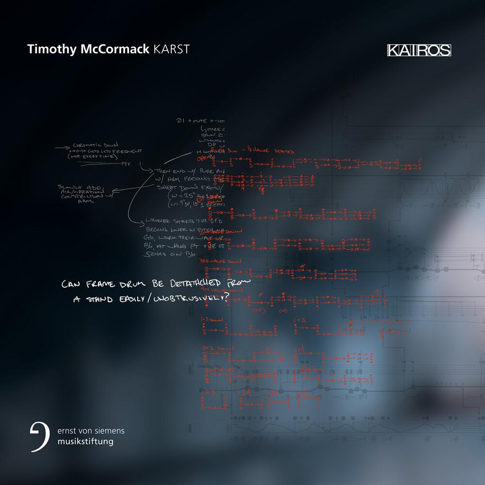 Timothy Mccormack Karst / Various - Timothy Mccormack: Karst / Various