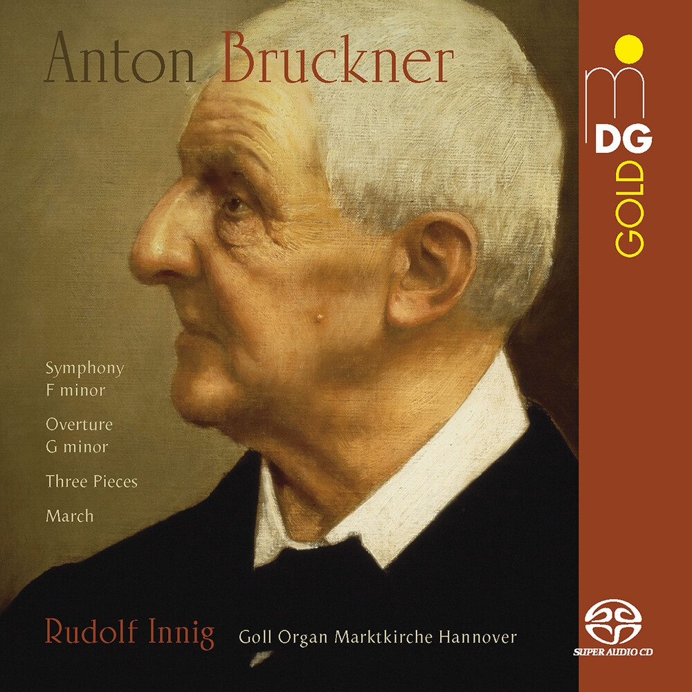 Bruckner / Innig - Symphony In F Minor (Hybr)