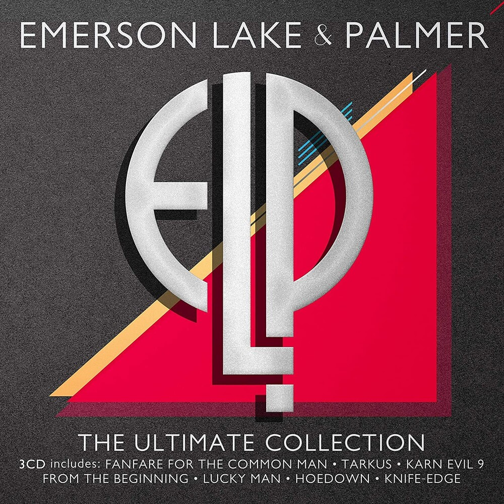 Emerson Lake & Palmer - Ultimate Collection