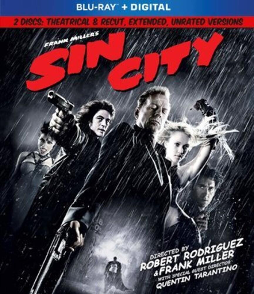 Frank Miller's Sin City - Frank Miller's Sin City (2pc) / (2pk Amar Dub Sub)