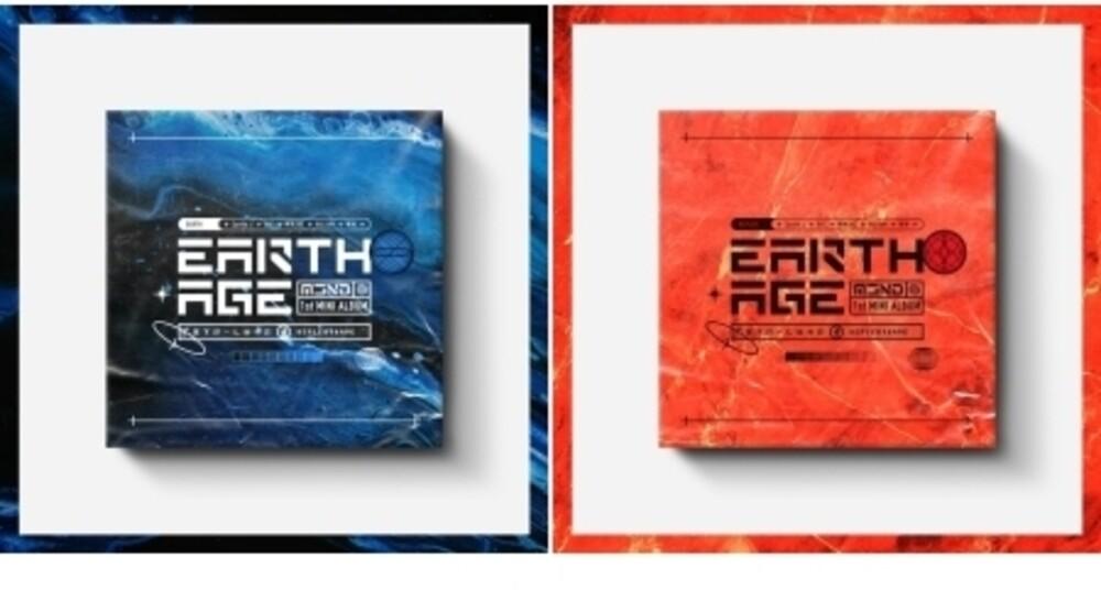 Mcnd - Earth Age (Random Cover) (Stic) (Phob) (Phot)