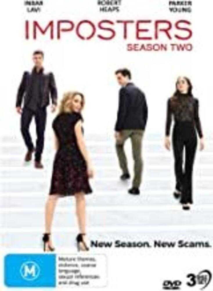 - Imposters: Season 2 (3pc) / (Aus Ntr0)