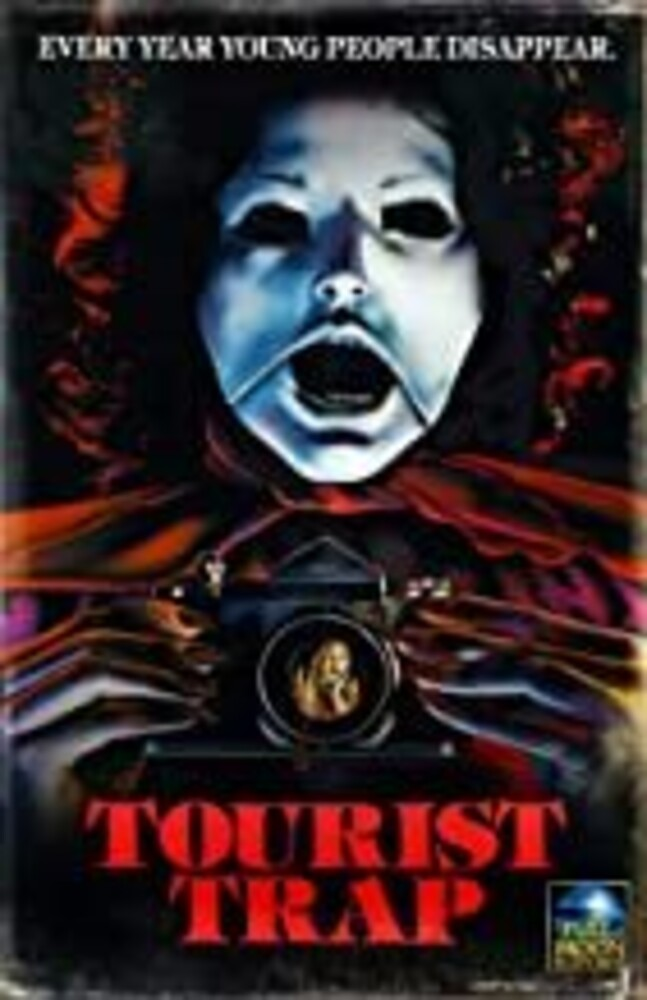 Tourist Trap: Vhs Retro Big Box Collection - Tourist Trap