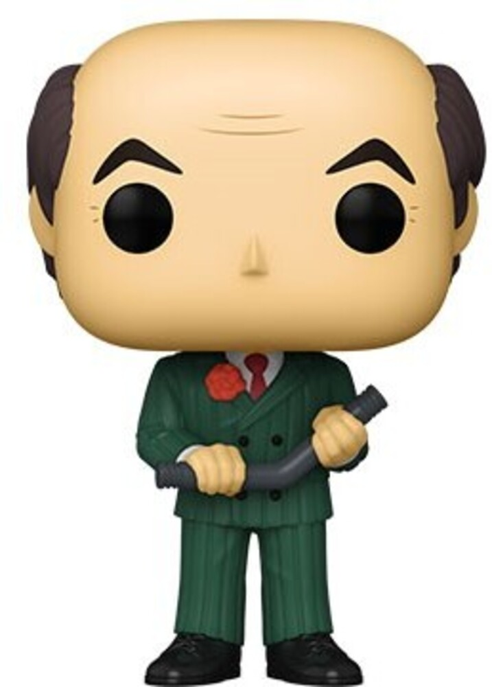 Funko Pop! Vinyl: - FUNKO POP! VINYL: Clue- Mr. Green w/Lead Pipe