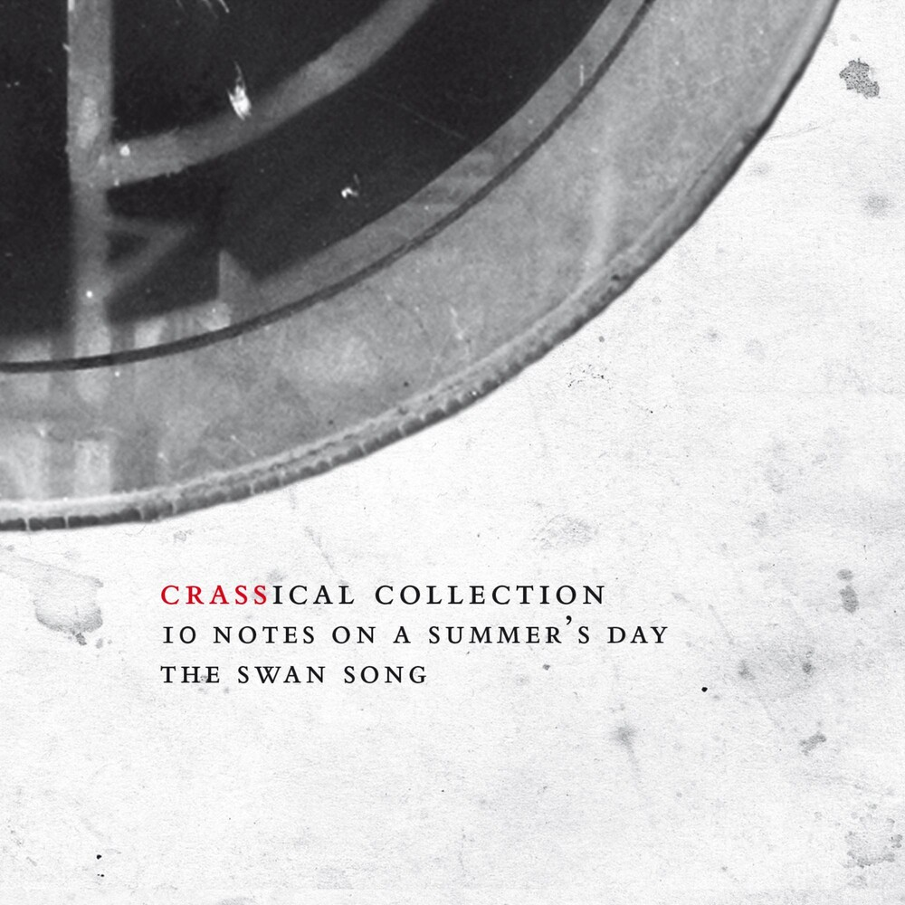 Crass - Ten Notes On A Summer's Day: Crassical Collection [2CD]
