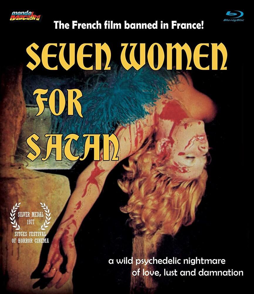 Seven Women For Satan - Seven Women For Satan / (Ws)