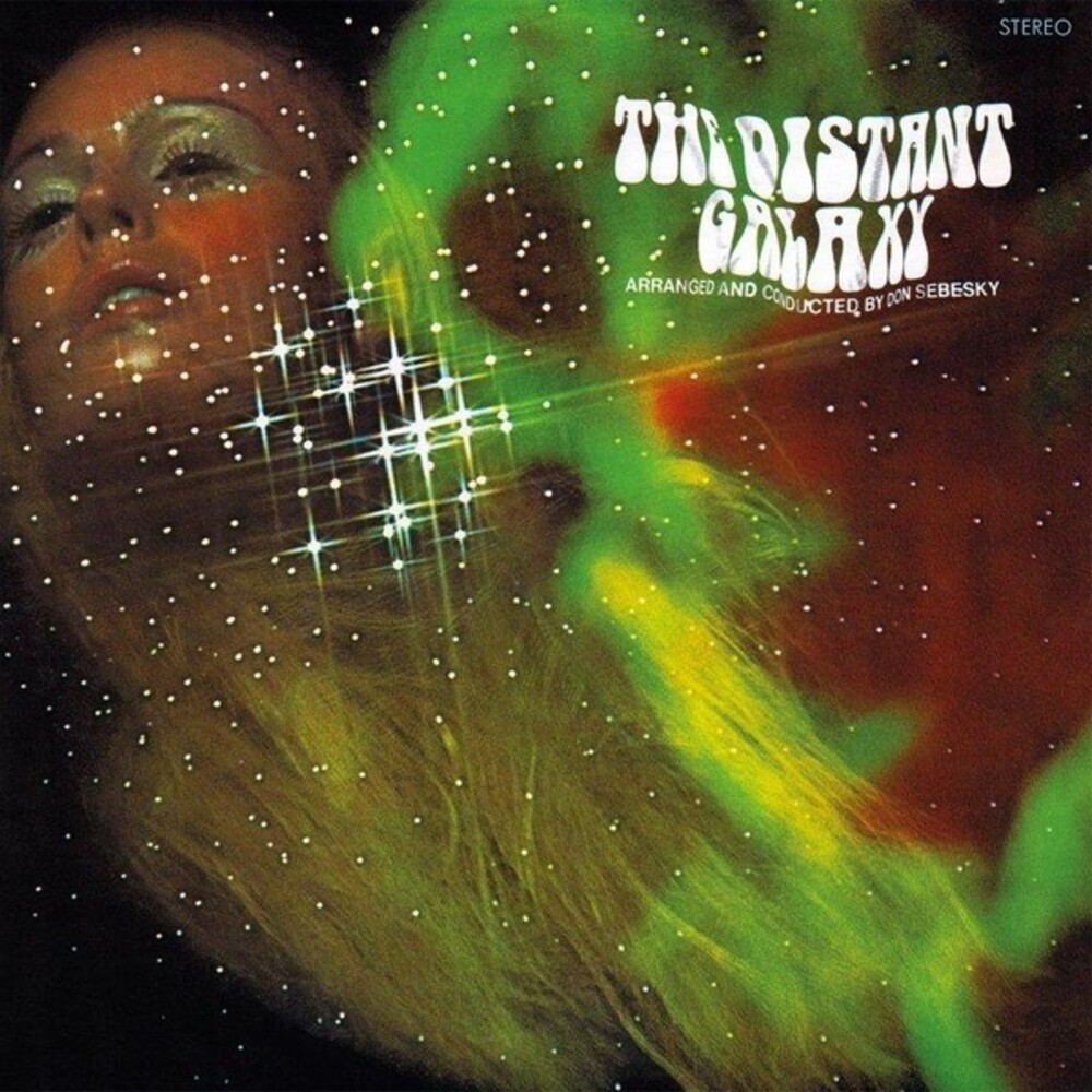 Don Sebesky - The Distant Galaxy