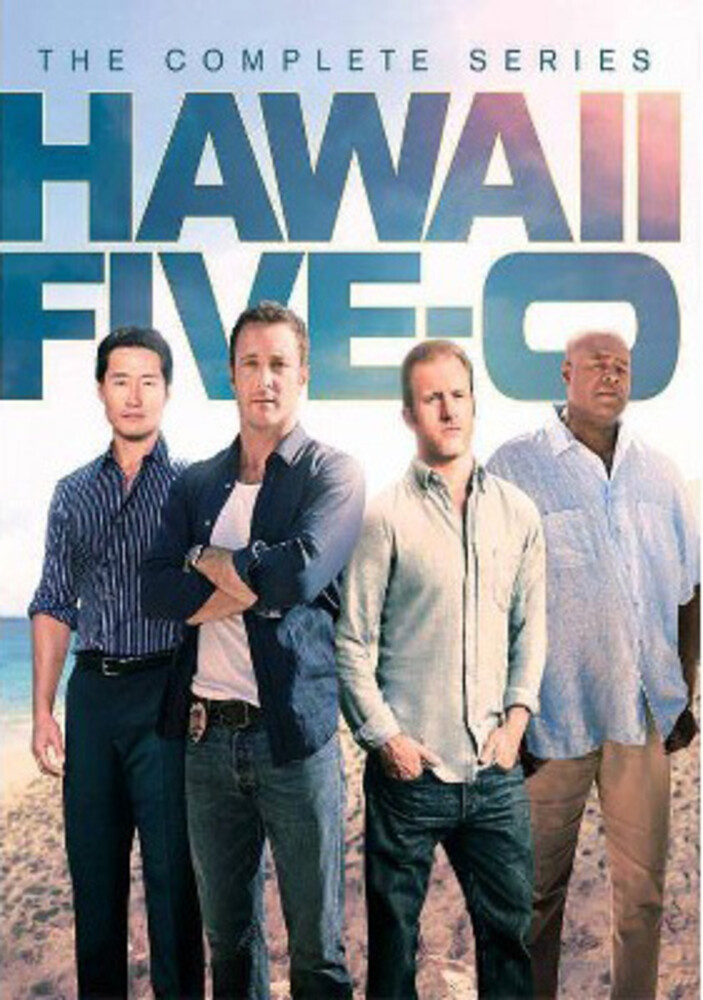 Hawaii Five-O (2010): Complete Series - Hawaii Five-O (2010): Complete Series (61pc)