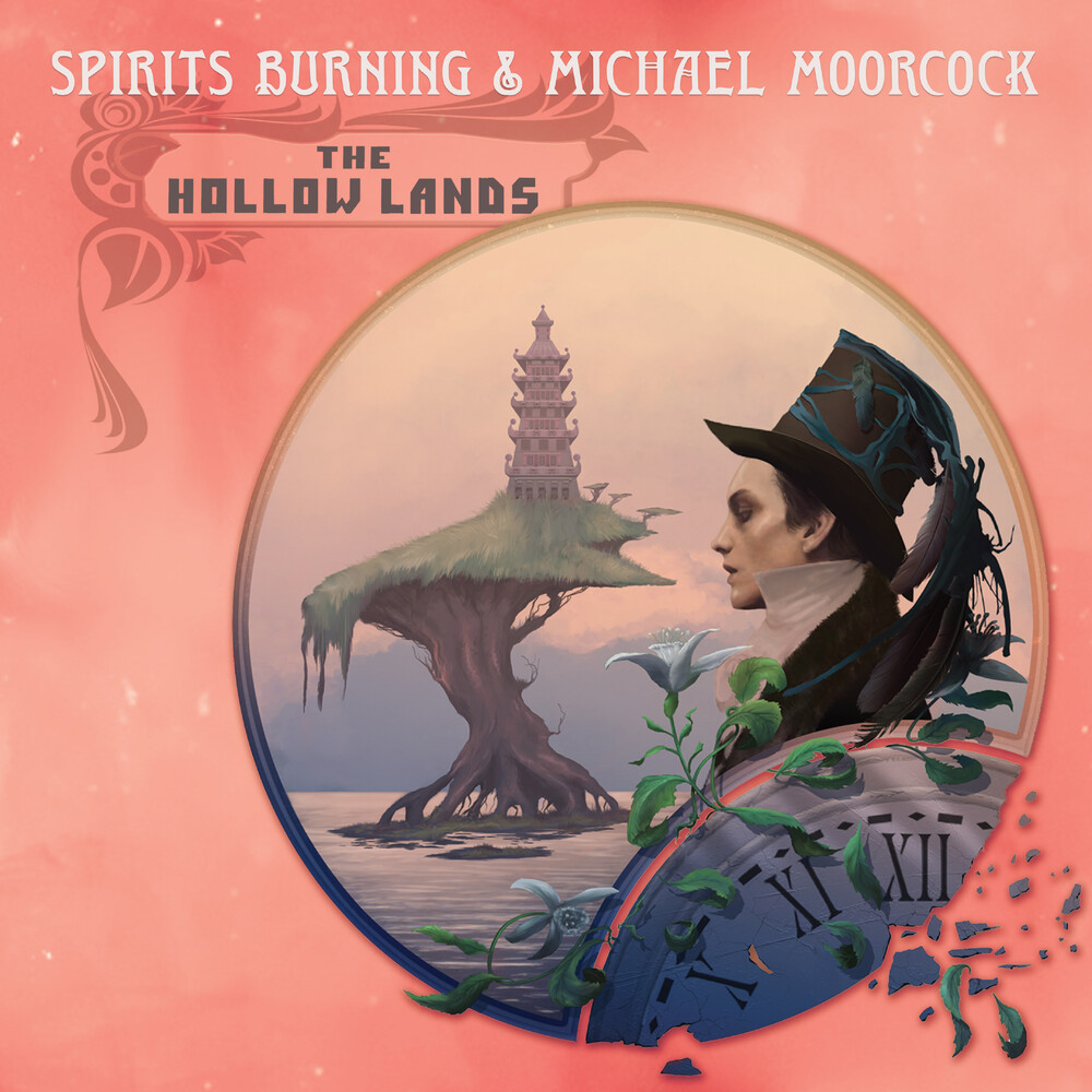 Spirits Burning / Michael Moorcock - The Hollow Lands
