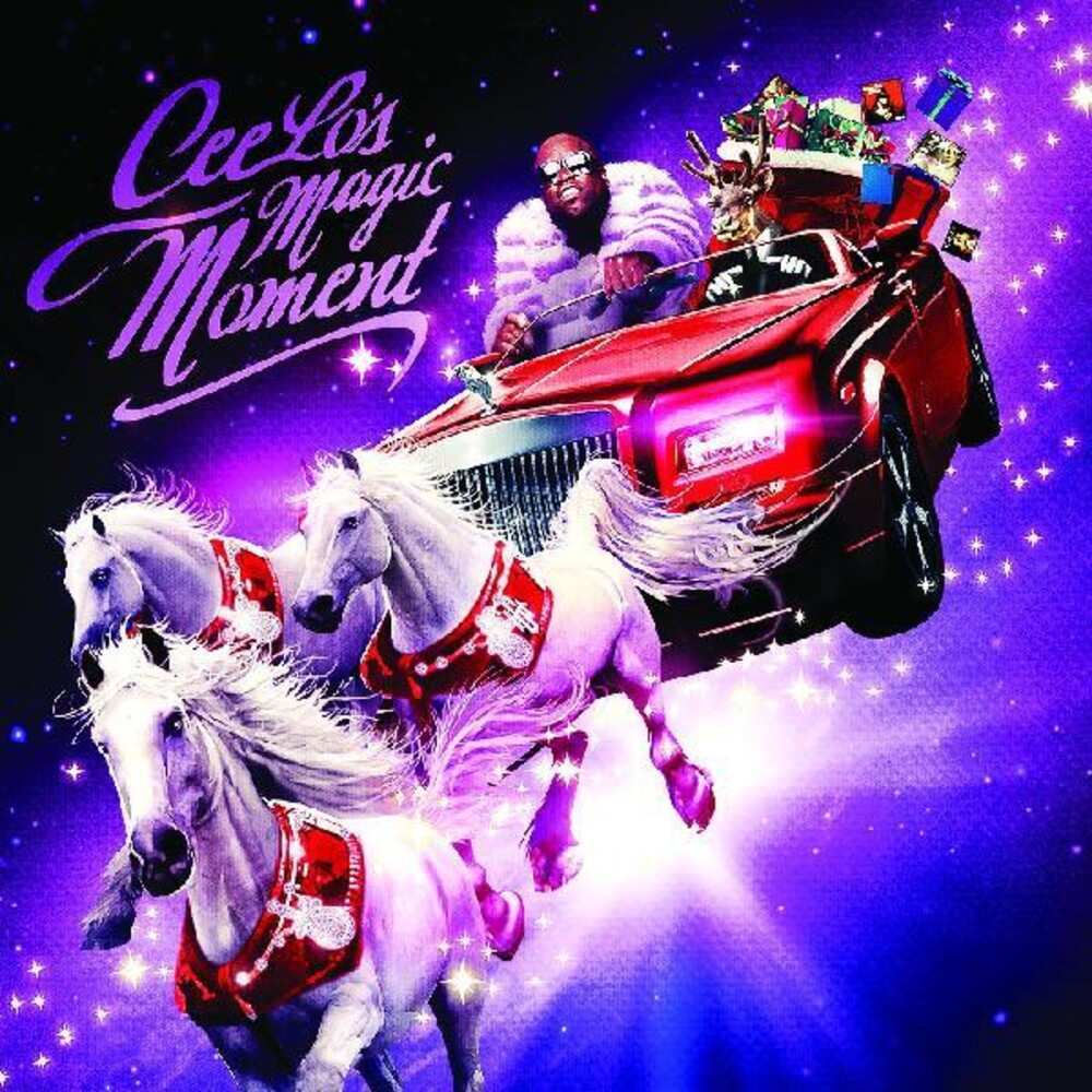 Cee-Lo Green - Cee Lo's Magic Moment [Colored Vinyl] (Grn) [Limited Edition]